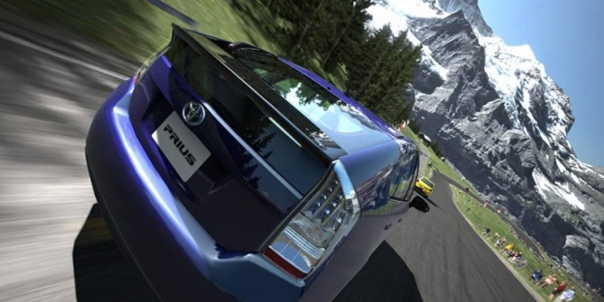 Gran Turismo 5 fue posible gracias a Kevin Butler