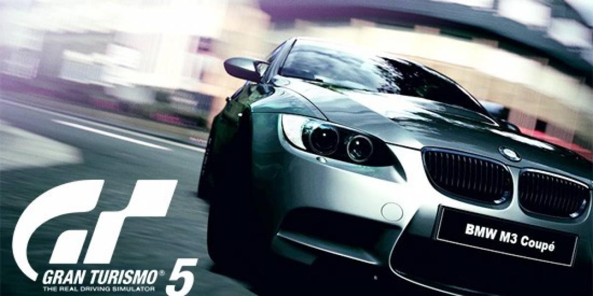 GT5 Rebirth: El mejor trailer para Gran Turismo 5