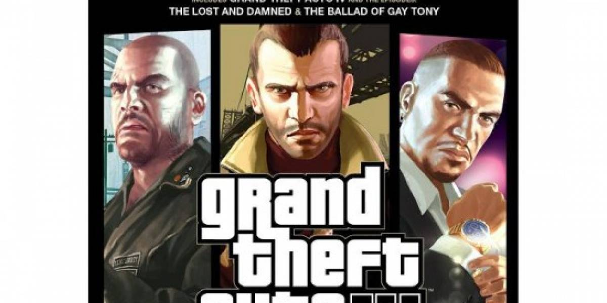Se viene GTA IV: The Complete Edition