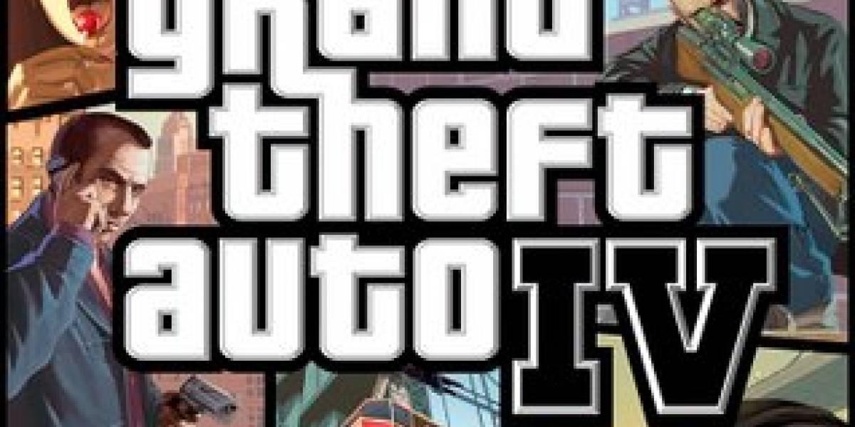 GTA IV ya tiene caratula