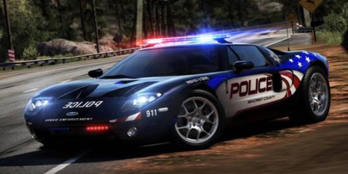 Demo de Need for Speed Hot Pursuit ha sido descargado por más de 2 millones de usuarios