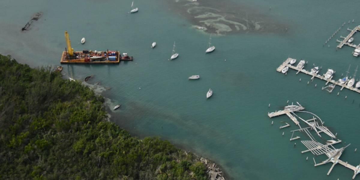 Guardia Costera se trasladará a Vieques y Culebra para remover embarcaciones hundidas