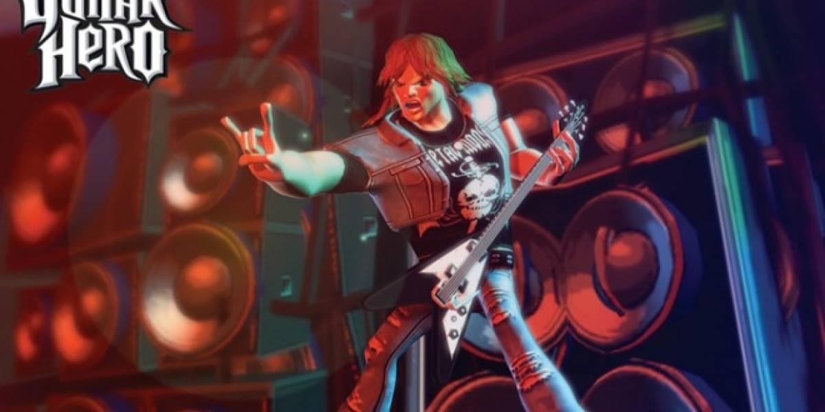 Activision seguirá lanzando DLC para Guitar Hero y DJ Hero