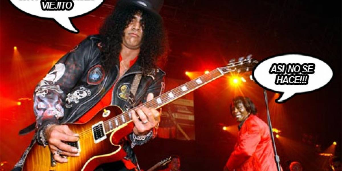 Guitar Hero III y su listado de canciones , casi listo