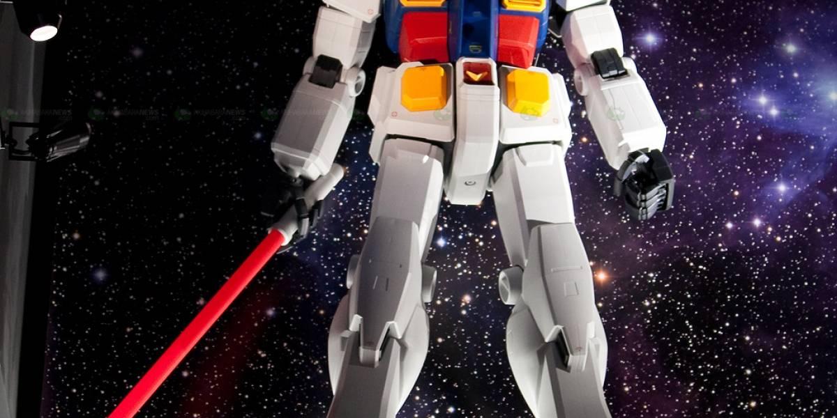 """""""Gundam Café"""" abre en Akihabara, Tokio"""