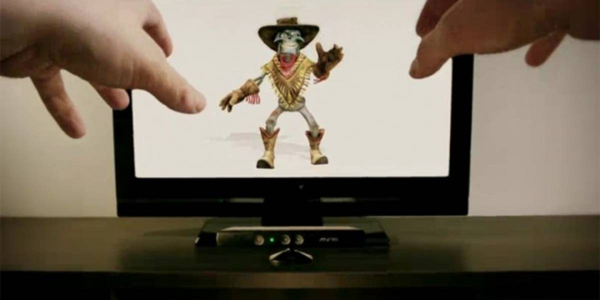 Twisted Pixel anuncia The Gunstringer diseñado especialmente para Kinect