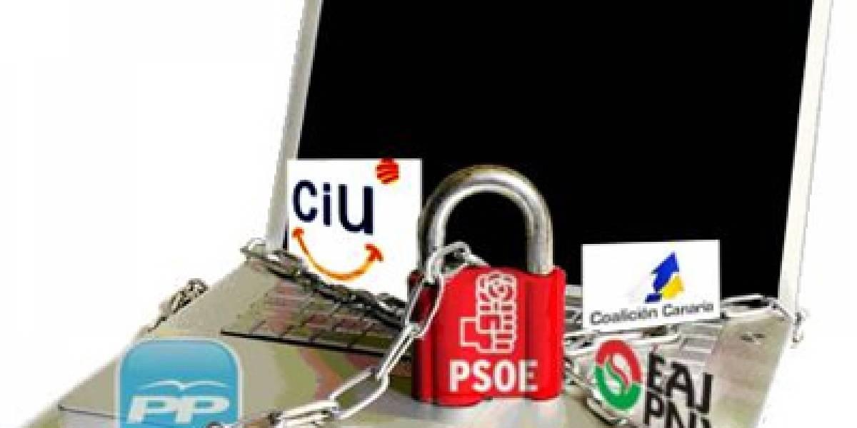 España: Hoy se aprueba la Ley Antidescargas en el Congreso