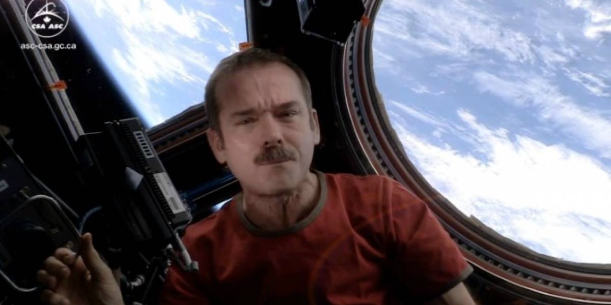 Imperdible: Cover de Space Oddity desde la Estación Espacial Internacional