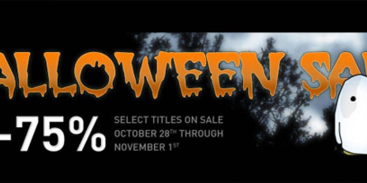 Steam celebra Halloween con atractivas ofertas