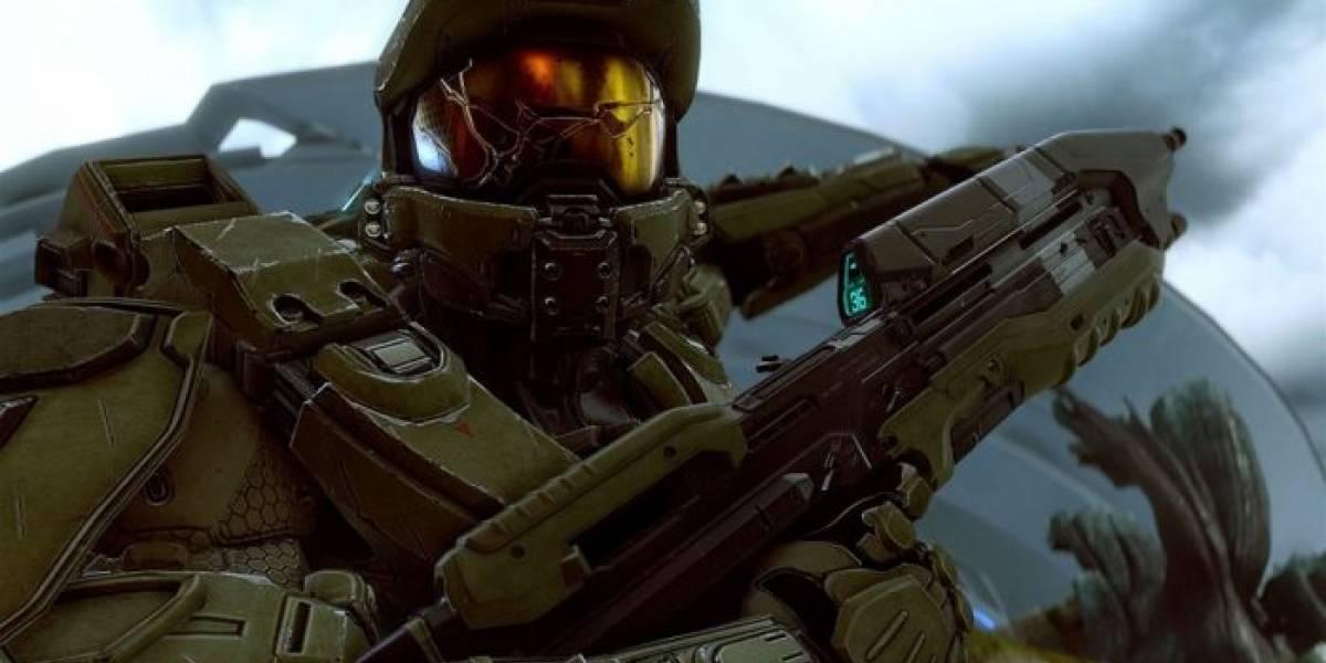 Halo 5: Guardians se puede jugar gratis este fin de semana con Xbox Live Gold