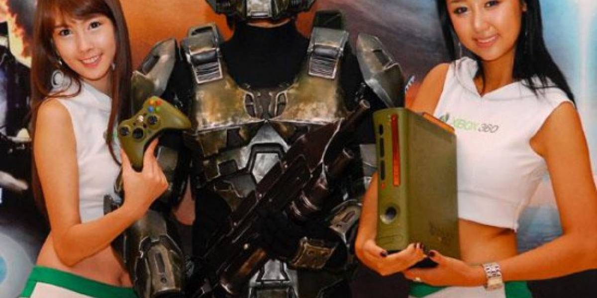 Tibias ventas de Halo: Reach en Japón