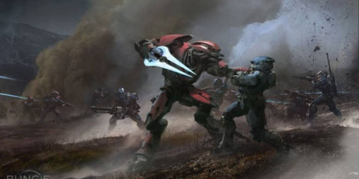 Se revelan todos los rangos de Halo: Reach