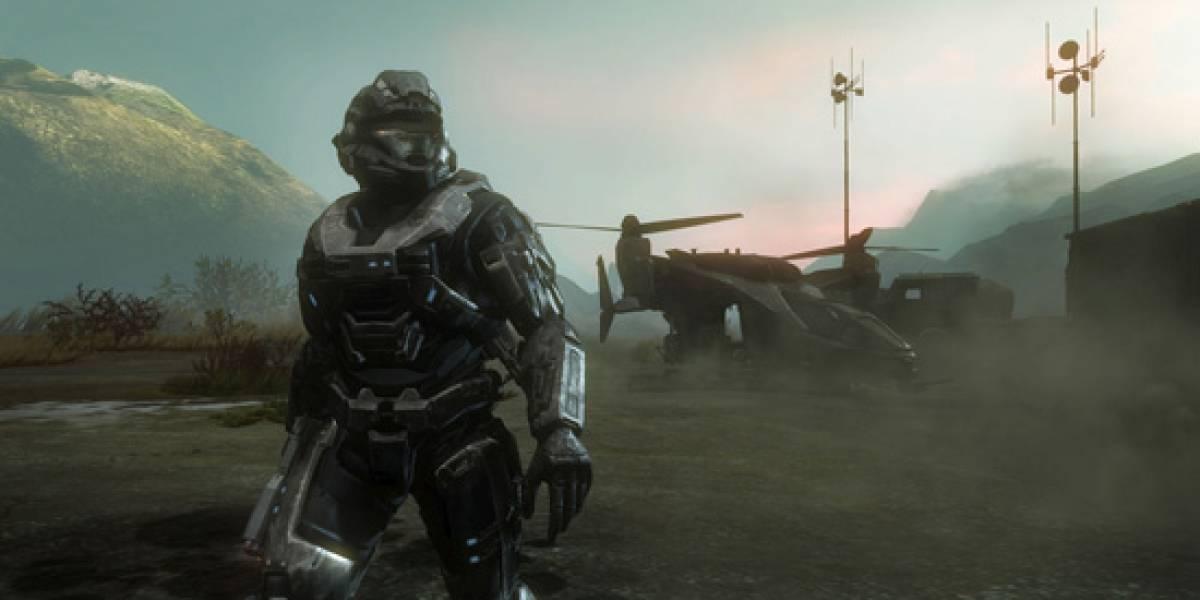 Halo: Reach ya tiene fecha de salida