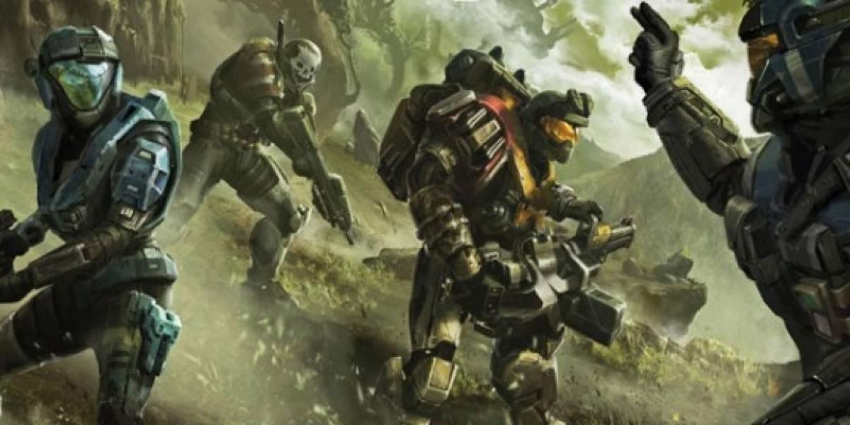 Una mirada más profunda a los nuevos mapas de Halo: Reach