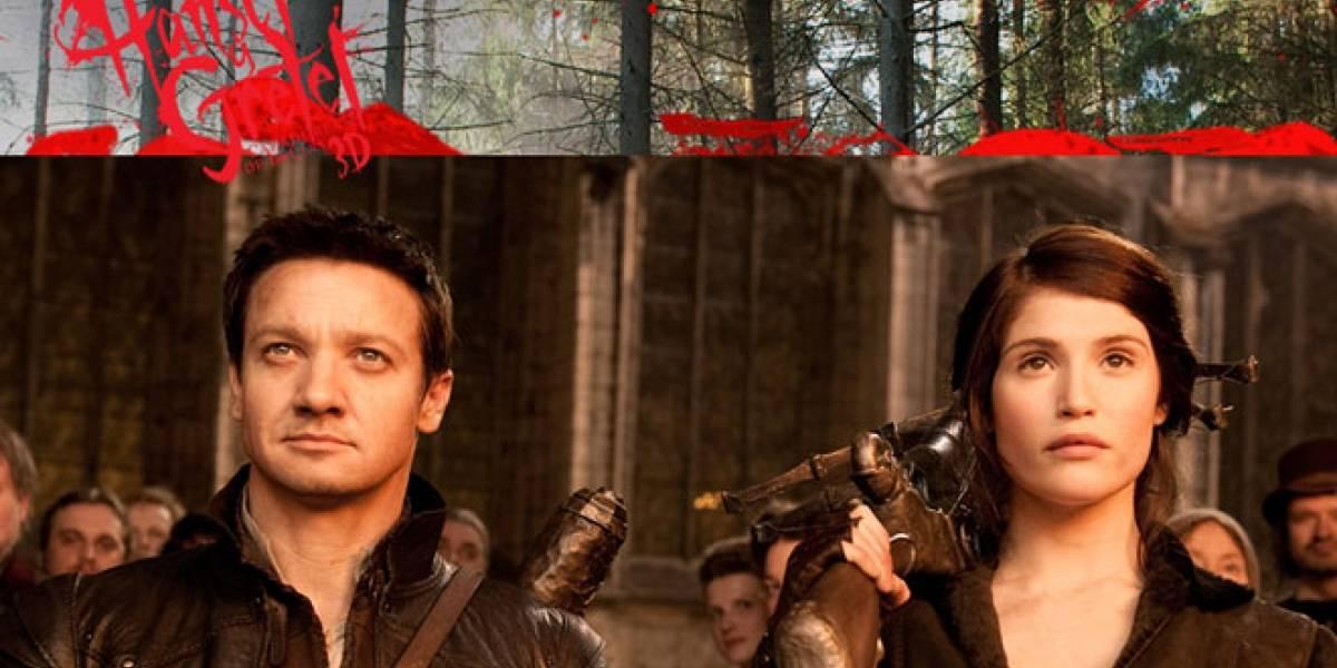 Hansel y Gretel han crecido y ahora son expertos cazadores de brujas