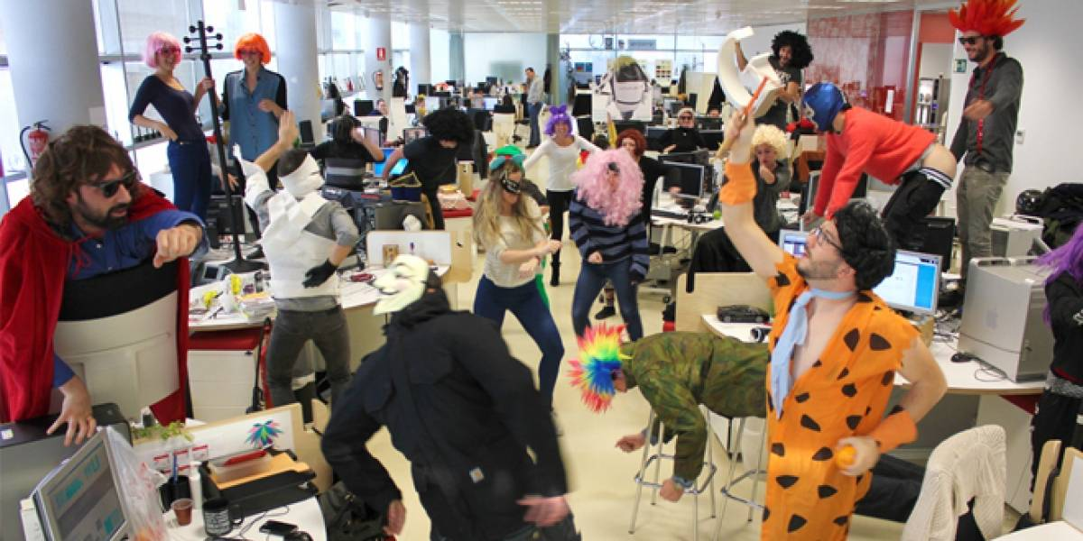 Nuevo 'easter egg' de YouTube en honor al explosivo meme 'Harlem Shake'