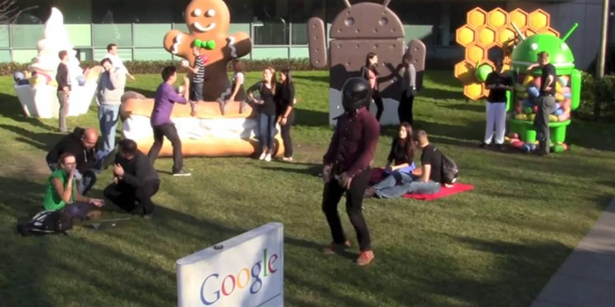 Facebook y Google se suman al Harlem Shake