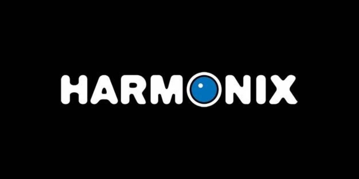Harmonix comienza a reducir su personal