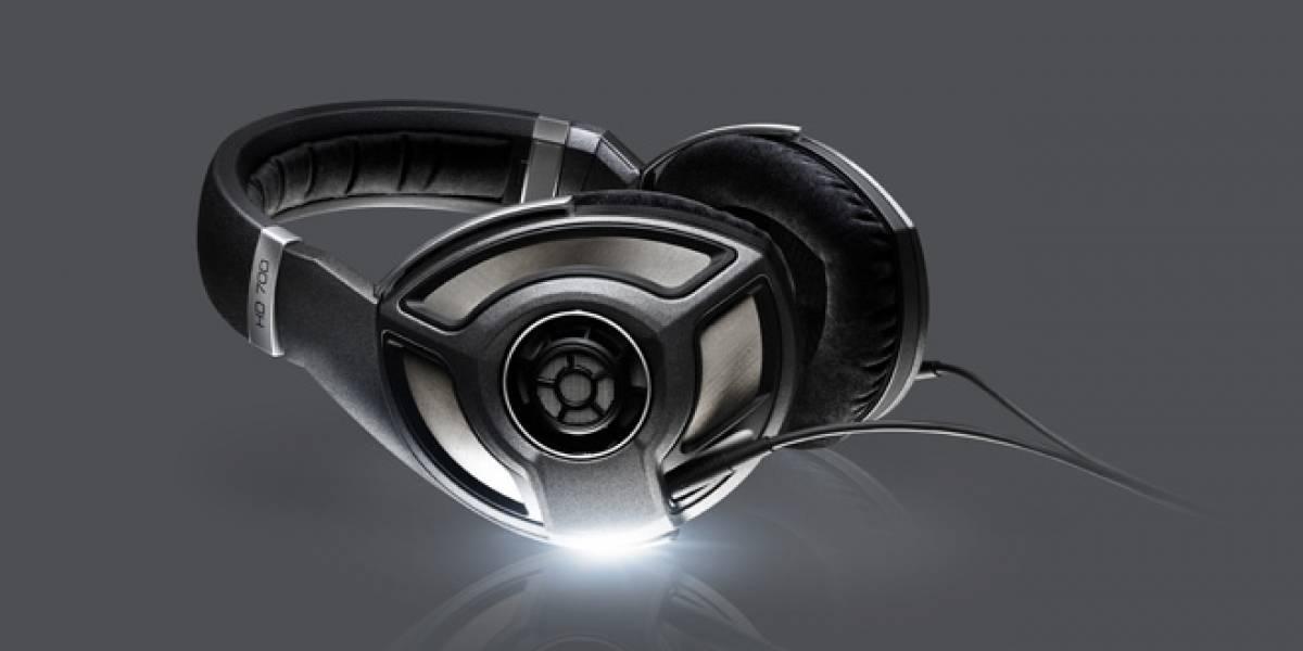 CES 2012: Sennheiser lanza audífonos HD 700 para oídos refinados y billeteras abultadas