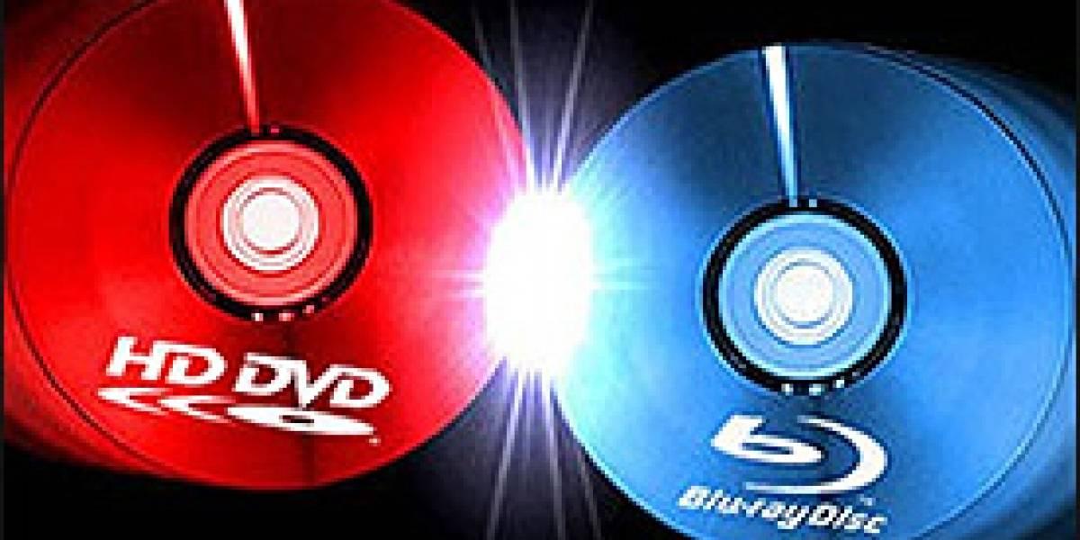 Blu-ray vende casi 3 veces más que HD DVD