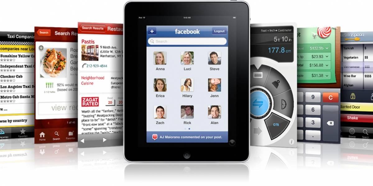 Futurología: El iPad se vendería a partir del 26 de marzo