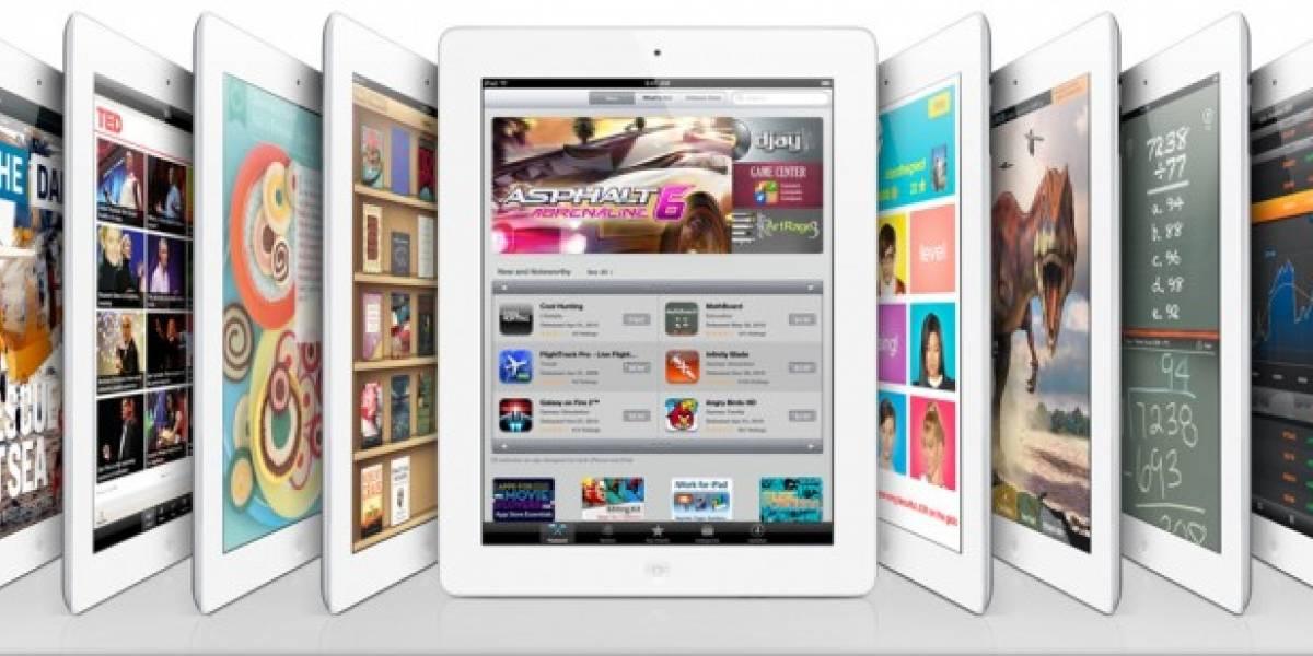 El iPad 2 es lanzado con gráficas 9 veces mejores
