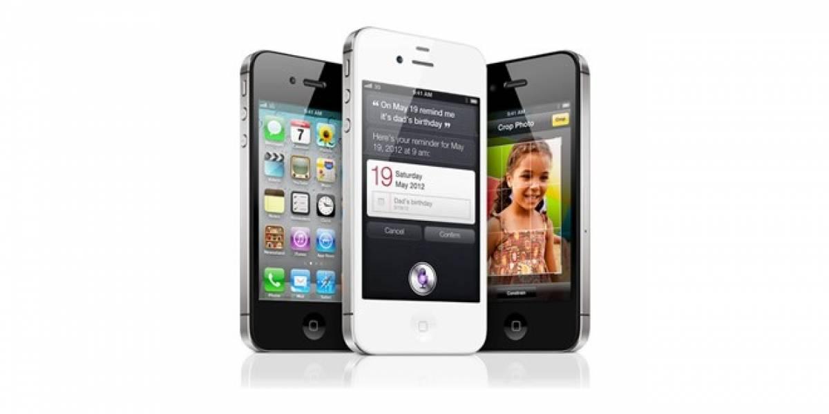 ¡Bienvenido al mundo, iPhone 4S!