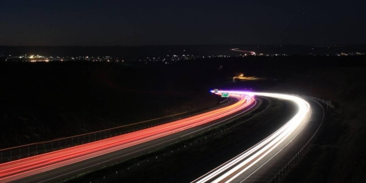 En Holanda se preparan para la llegada de las primeras carreteras futuristas