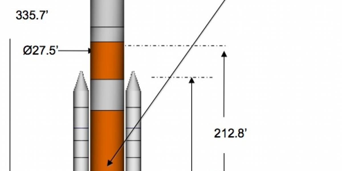 Altos costos ponen en duda el futuro del nuevo cohete de la NASA