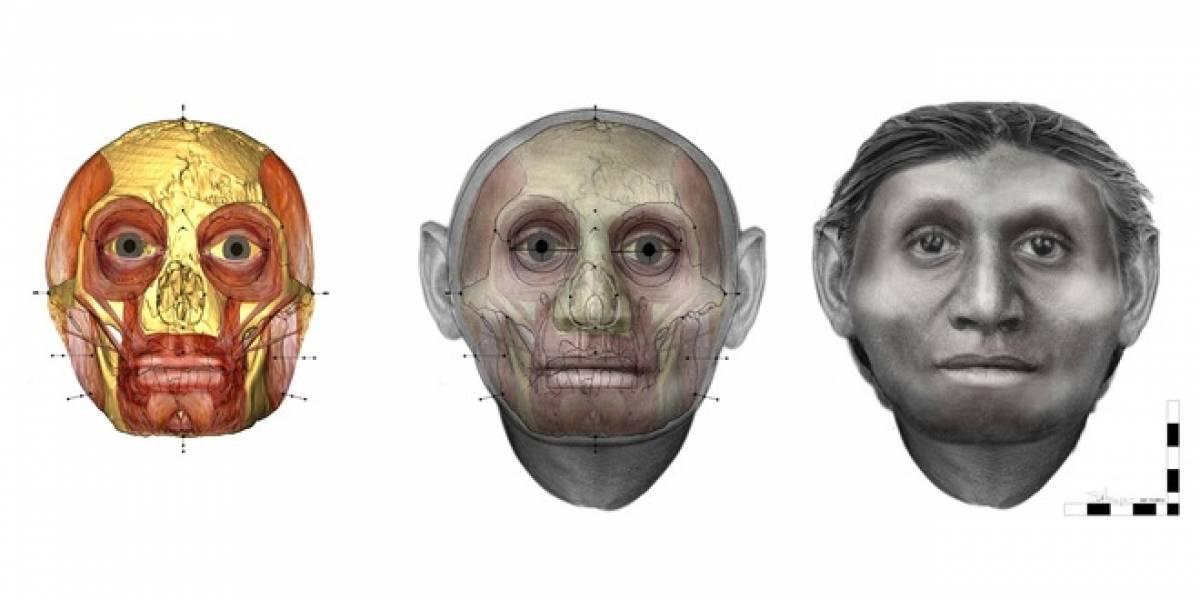 Así sería el rostro de la 'hobbit' de la isla de Flores