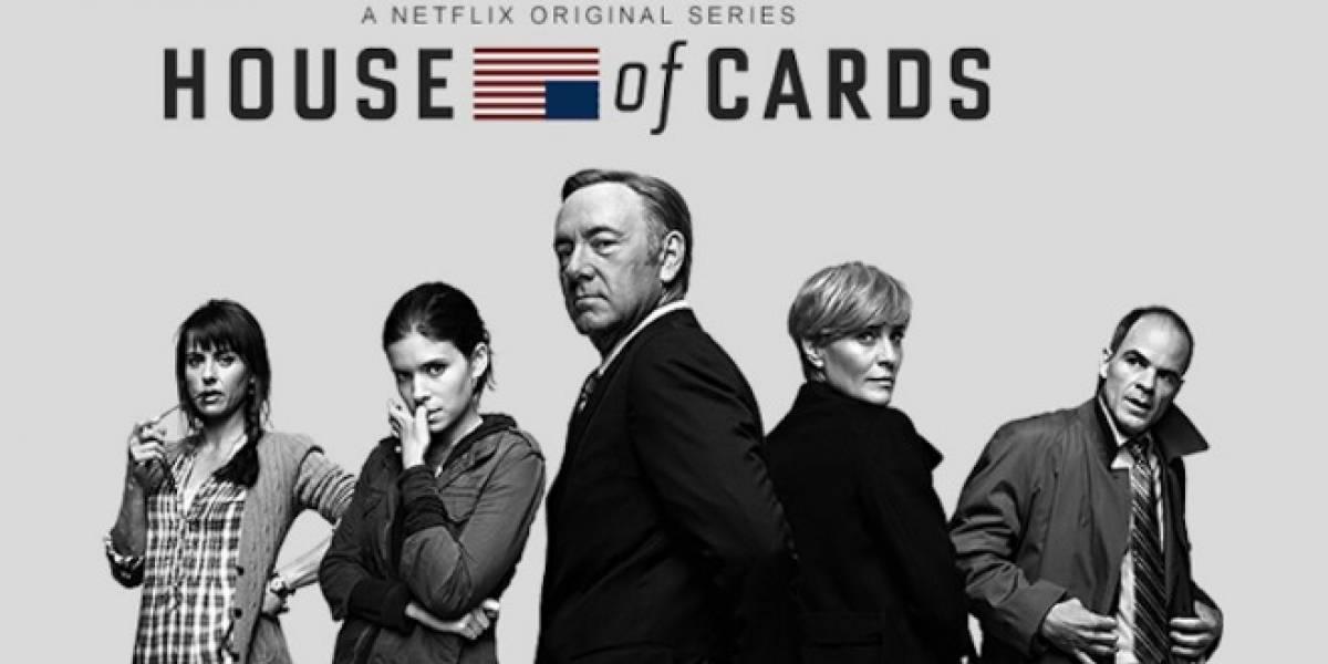 """House of Cards es """"un gran éxito"""" pero no es lo central de Netflix, dice el CEO"""