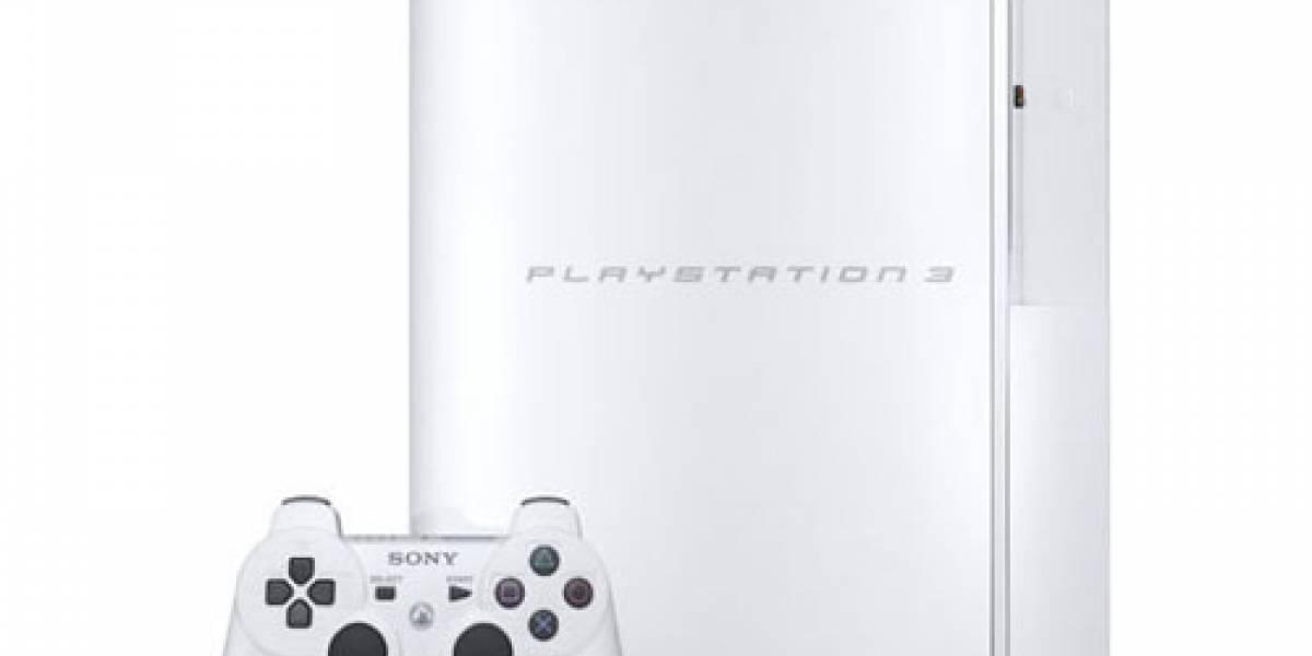 PlayStation 3 Blanca próximamente...