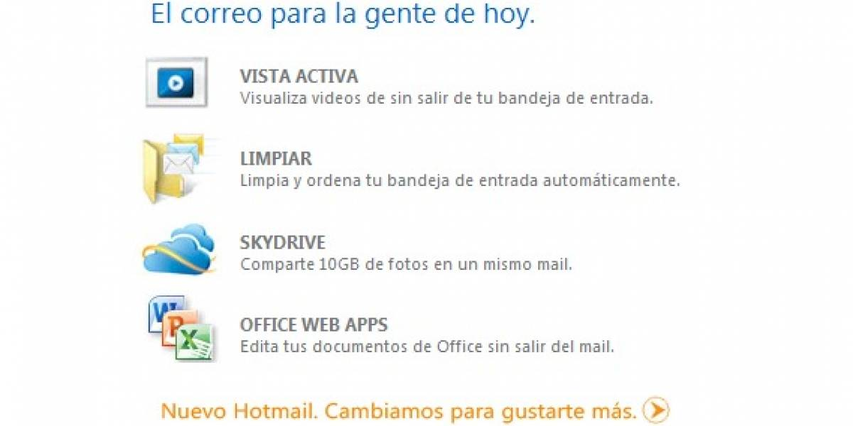 Usuarios de Hotmail pierden sus correos