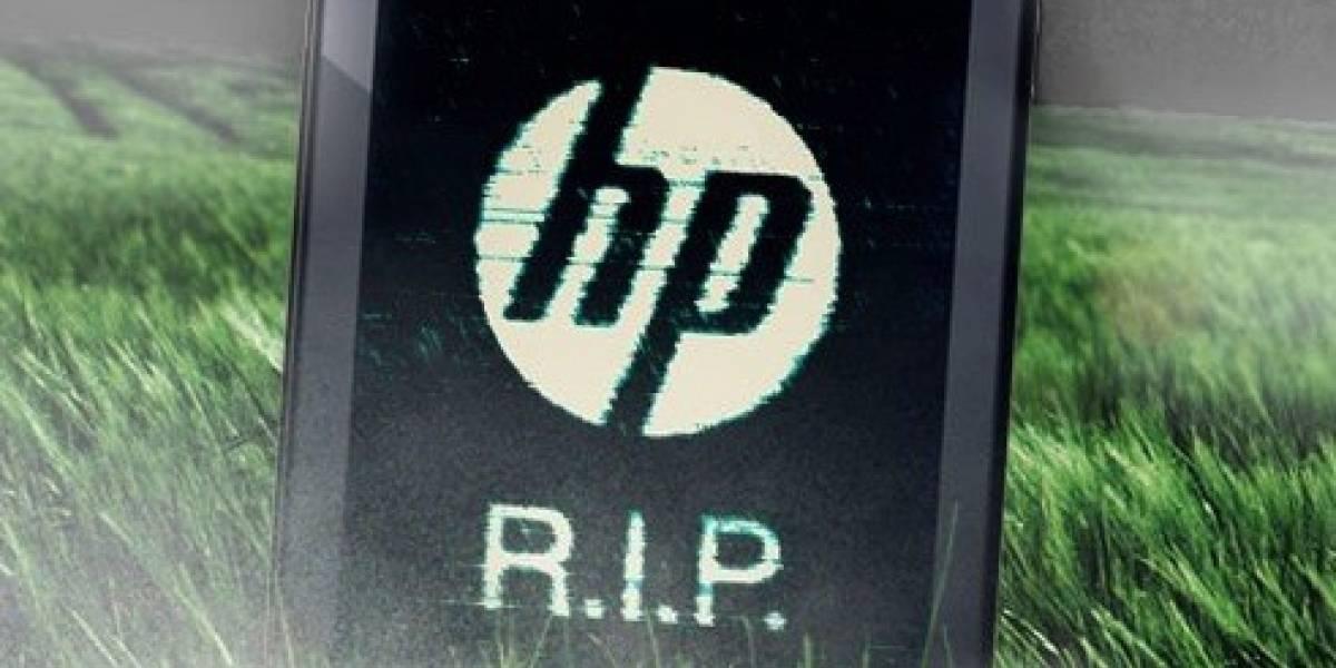 webOS: Desde la compra de Palm hasta su muerte