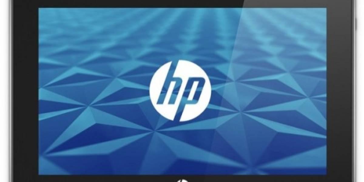 Futurología: No habrá HP Slate con Windows 7