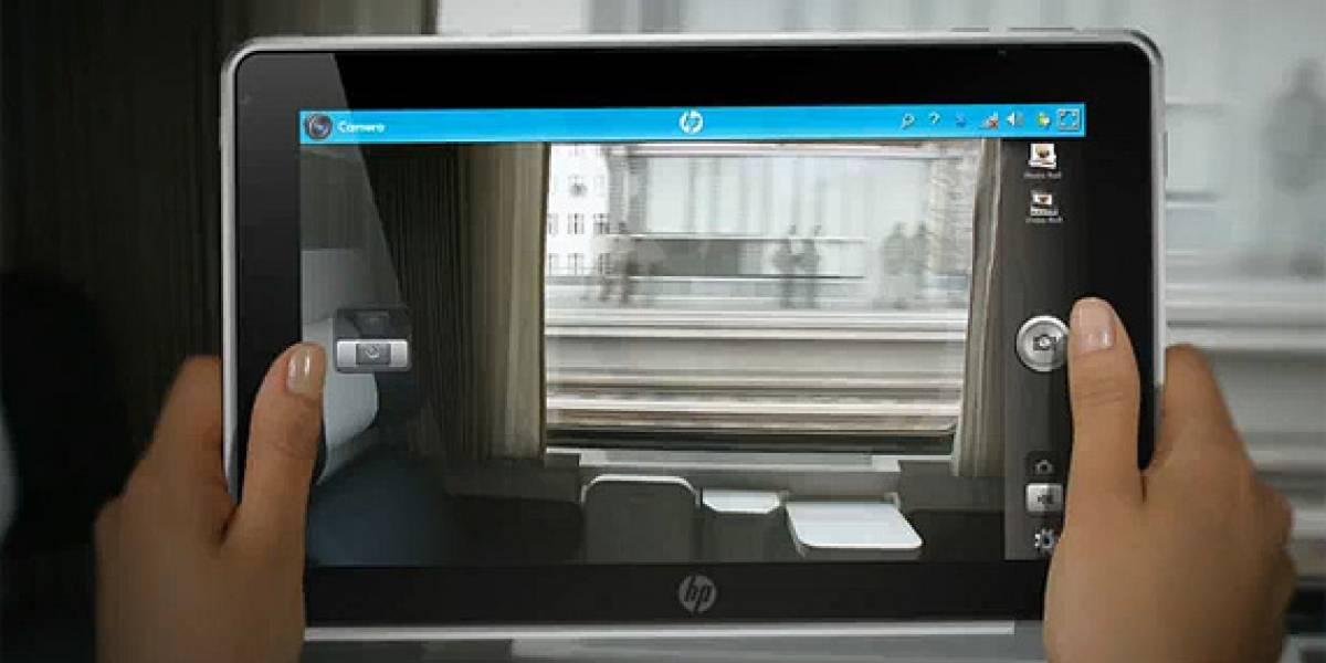 """Nuevo video del HP Slate mostrando su """"Experiencia móvil"""""""