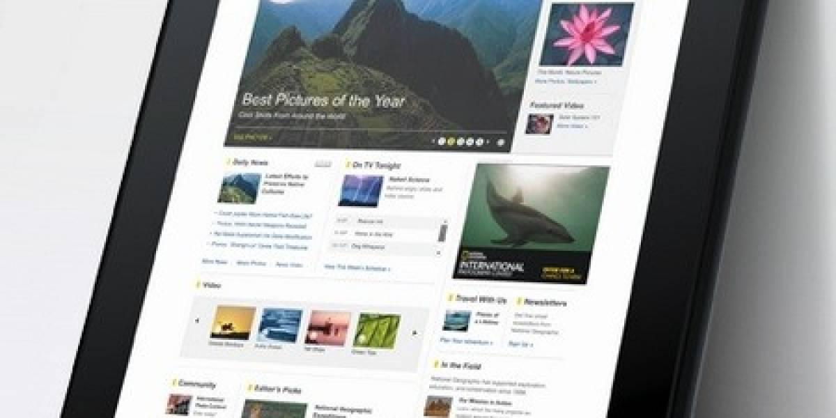HP apoya a los primeros compradores de TouchPad con crédito para Apps