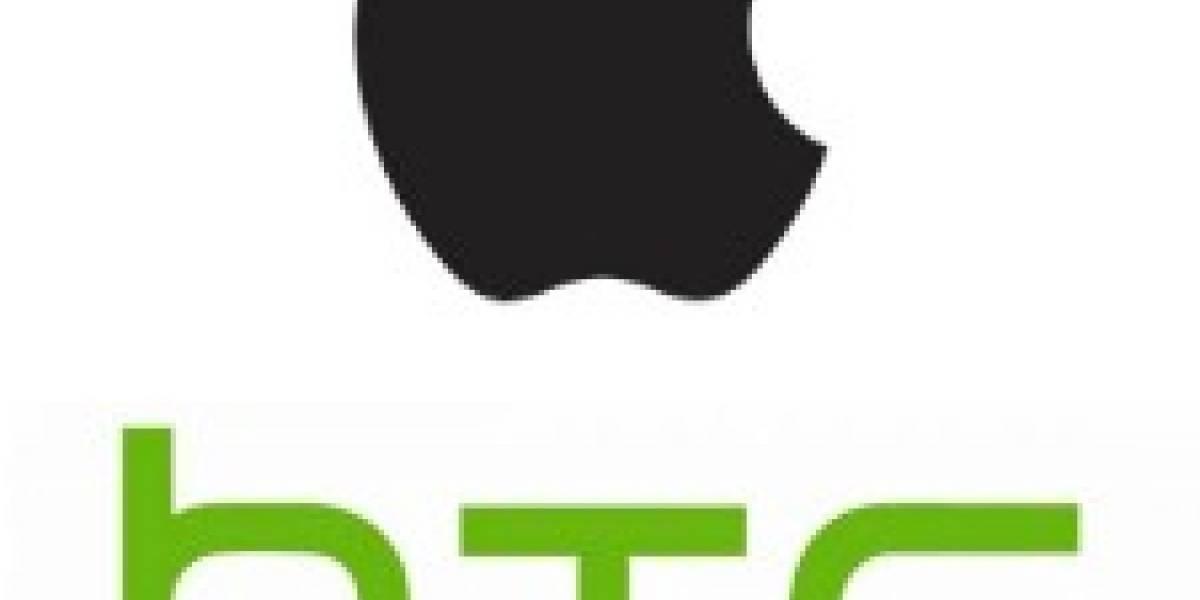 HTC pierde primera disputa legal por dos patentes contra Apple