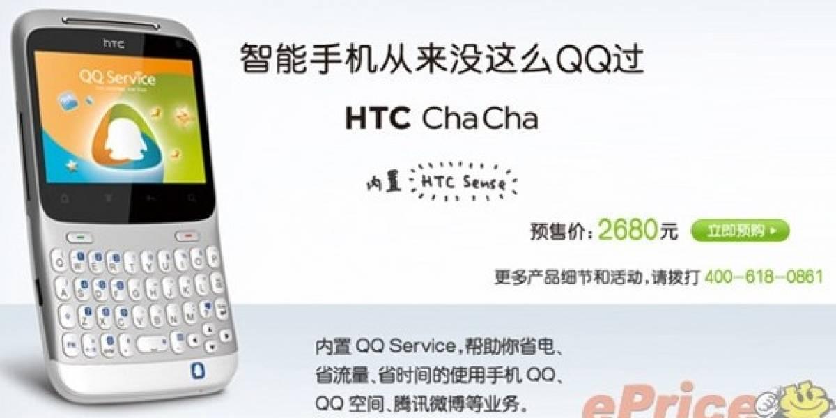 El HTC Facebook existe en China pero sin Facebook