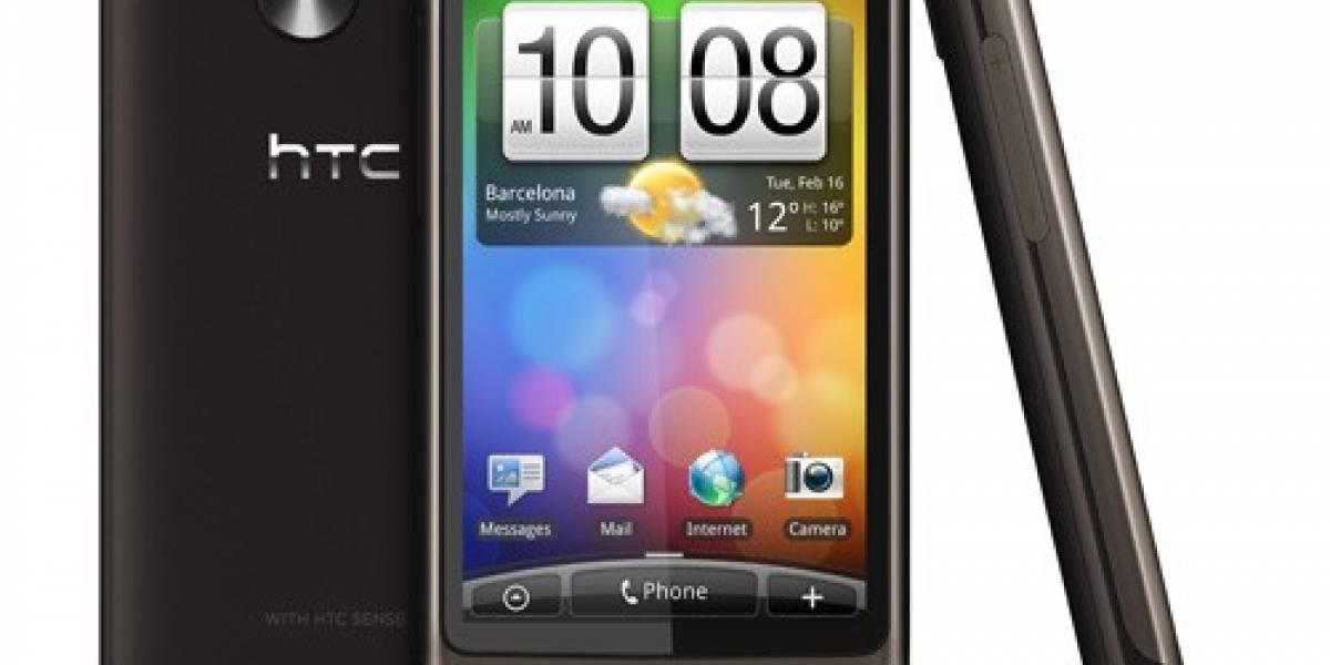 Venezuela: HTC Desire de venta en Digitel