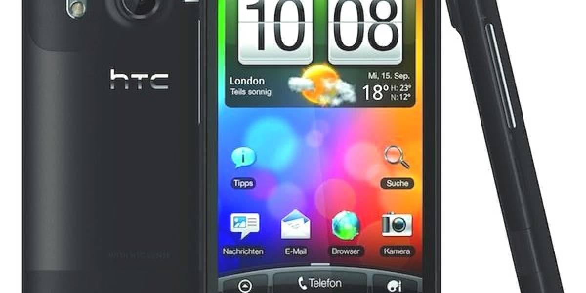 Problemas con el GPS del HTC Desire HD