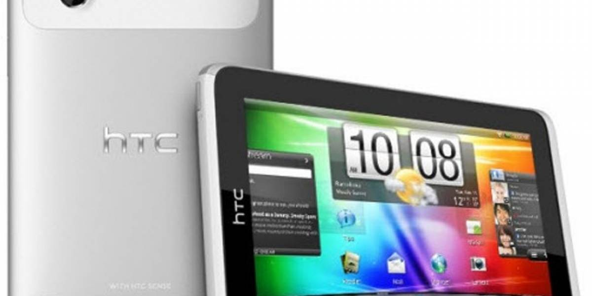 Otra tableta baja su precio: HTC Flyer