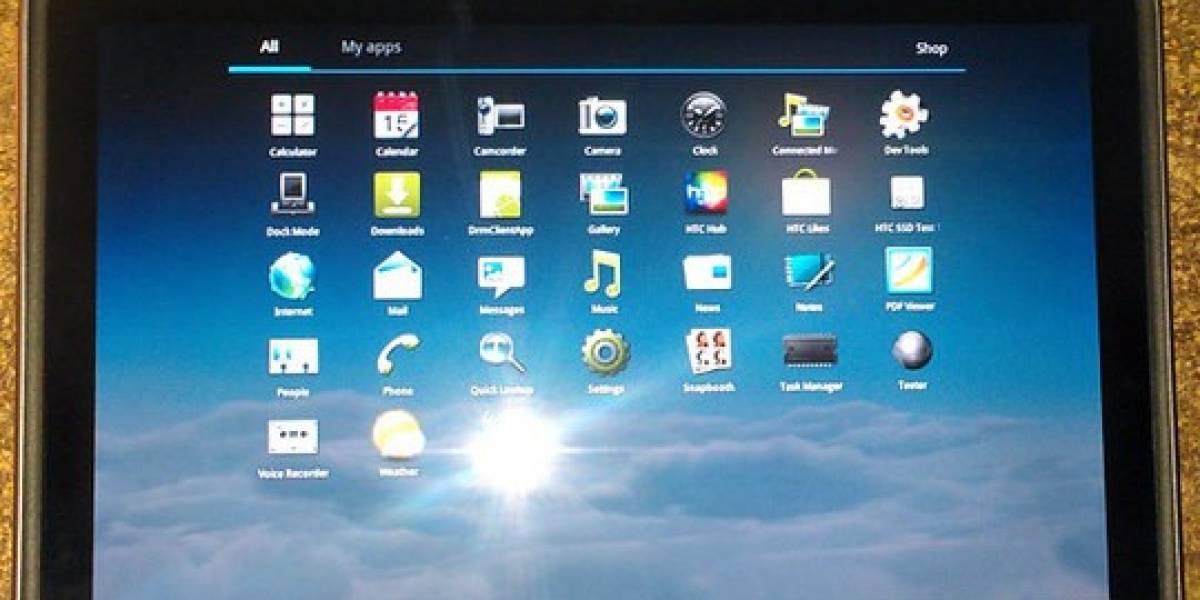 HTC Jetstream (Puccini) 10.1 saldrá a la venta en Septiembre