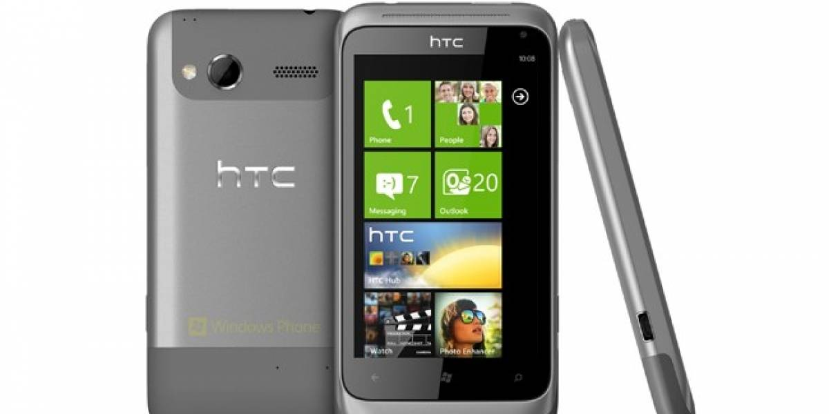 El HTC Radar llega a España