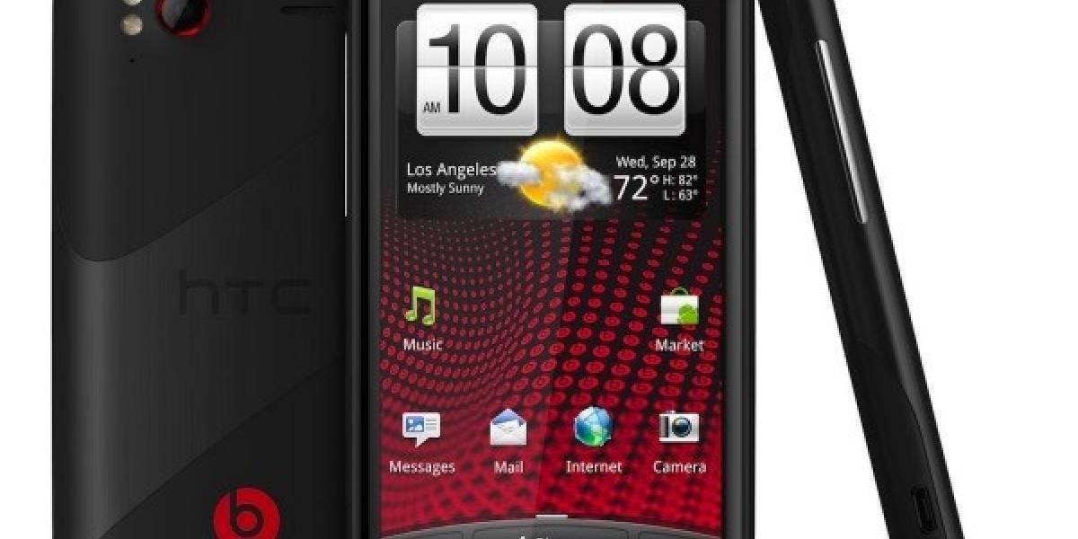 Ya es oficial el HTC Sensation XE