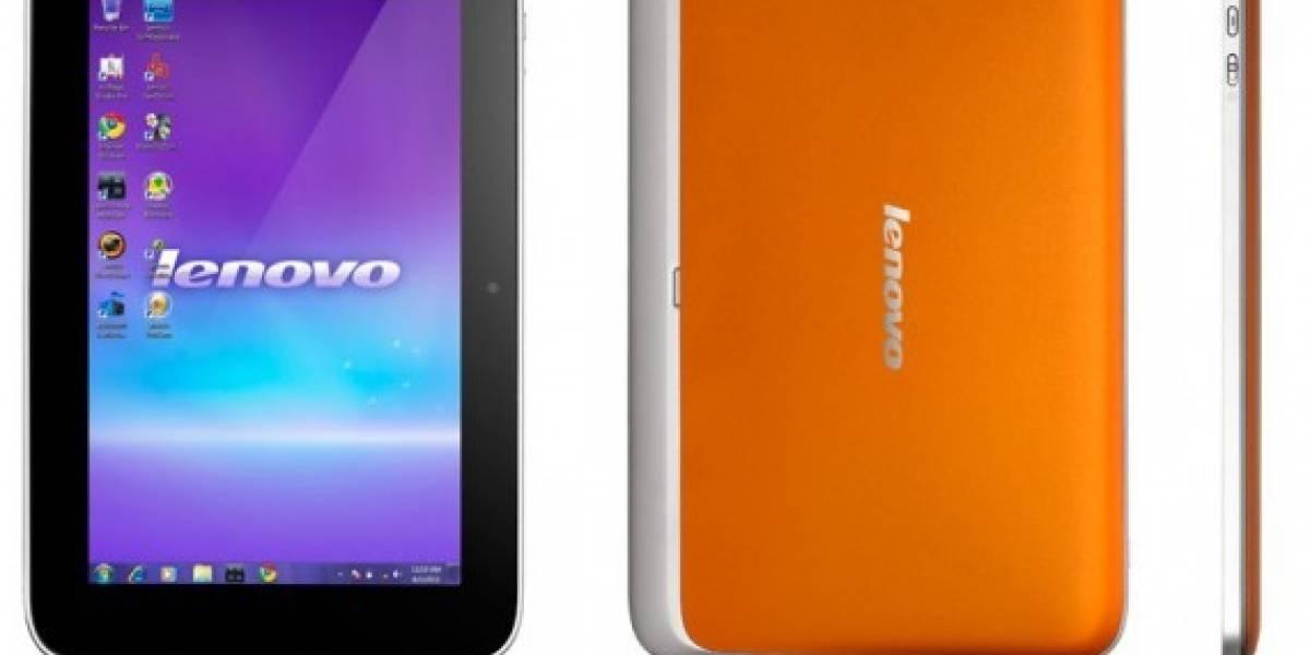 Jefe de Lenovo dice que el reinado del iPad llegará a su fin