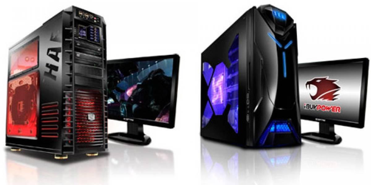 iBuyPower anuncia dos modelos con la plataforma AMD Dragon
