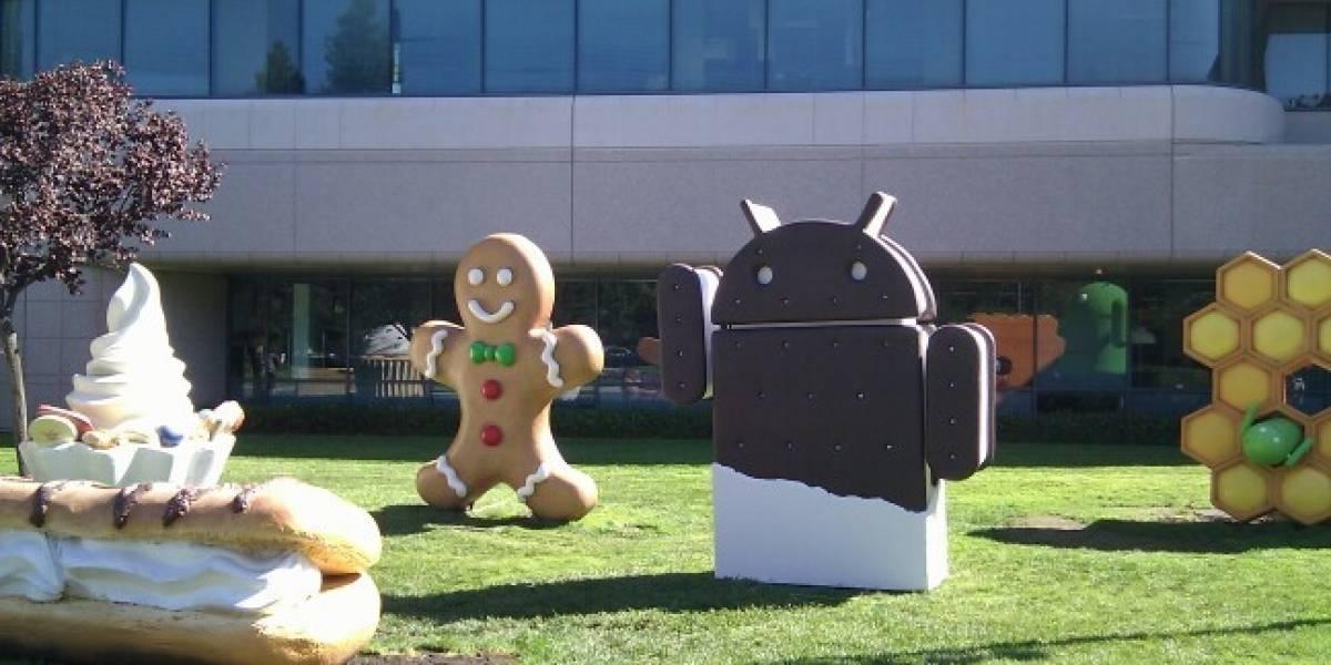 Nexus Prime y Ice Cream Sandwich confirmados para el 18 de Octubre