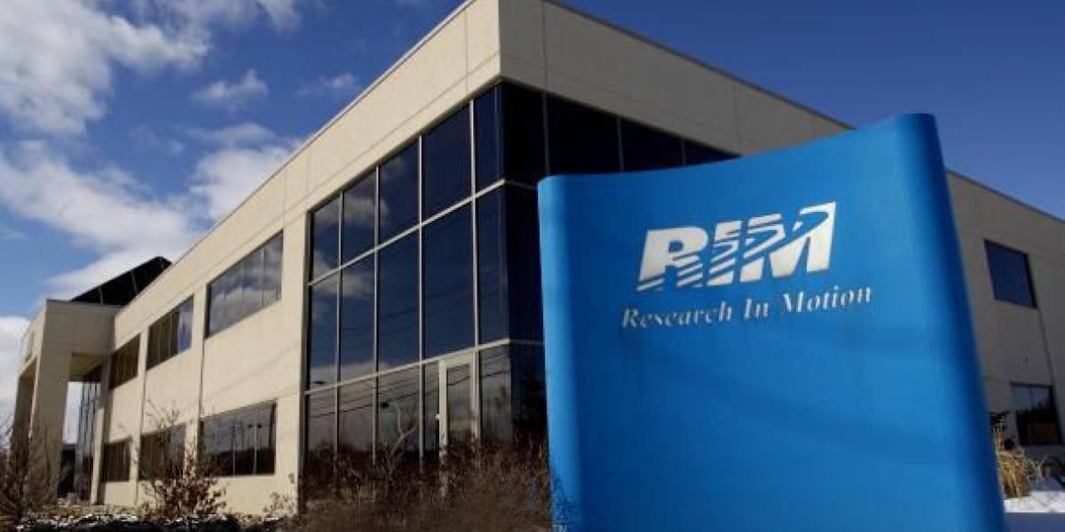 RIM anuncia el despido de 2 mil empleados y cambio de su gerente de operaciones