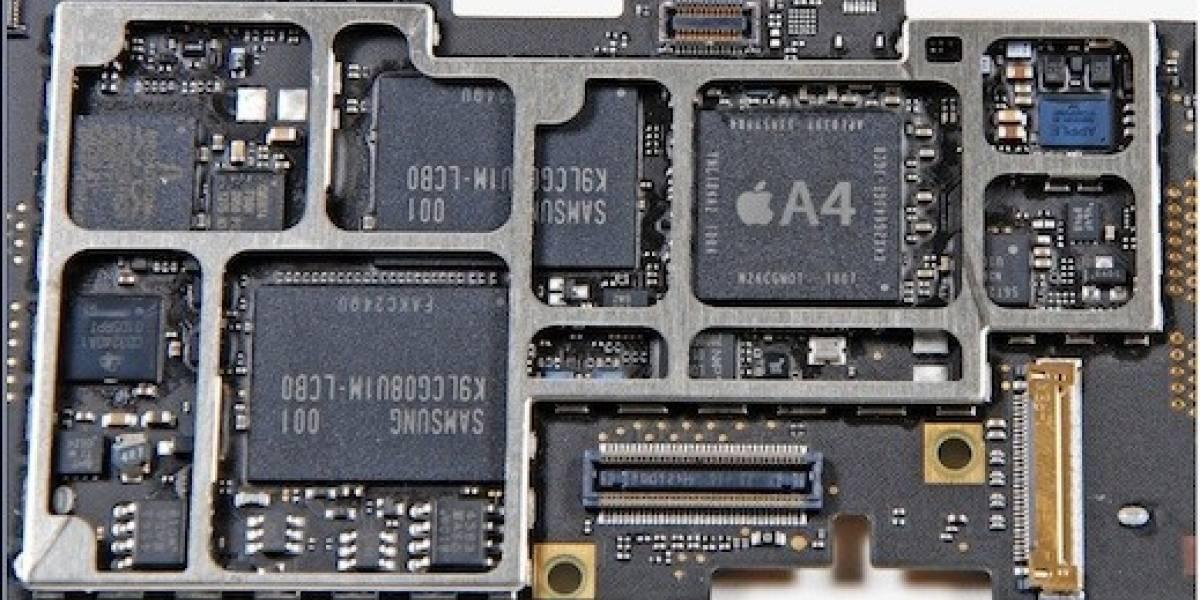 Se ve la posibilidad de que Apple deje de comprarle componentes a Samsung